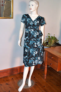 NEW ARRIVALS : C25 - Wrap Dress S/S