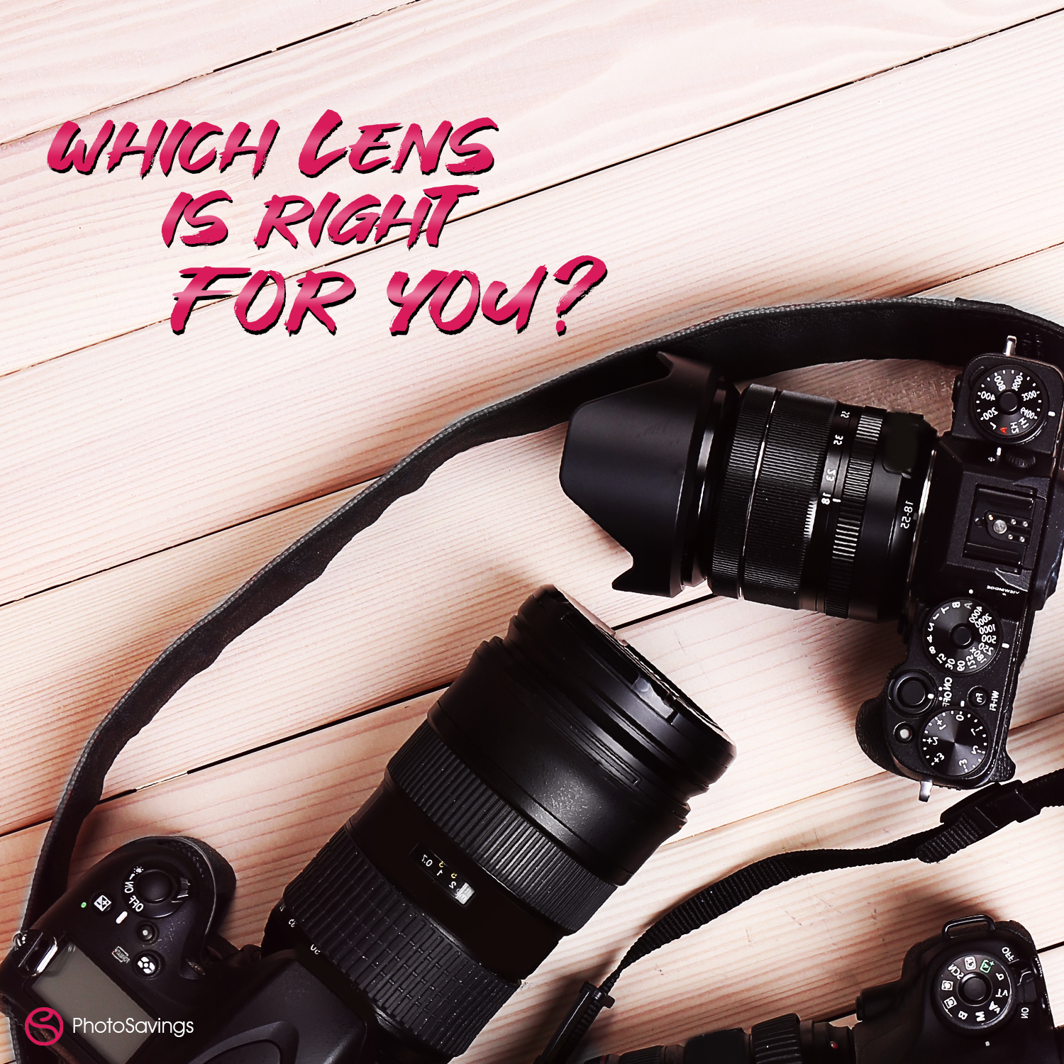 Which Camera Lens Is Right for You? A Guide to Understanding Your Equipment