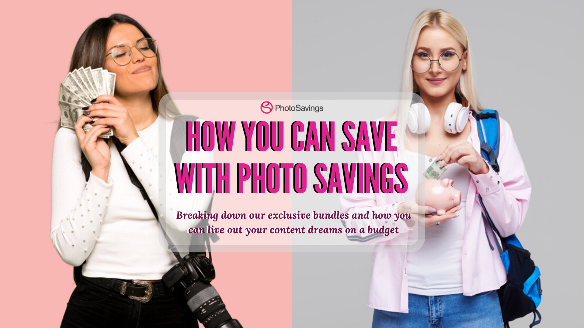 How Photo Savings' Exclusive Bundles Can Help You Save This Holiday Season