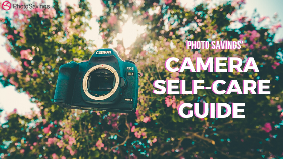 digital photography self-care guide