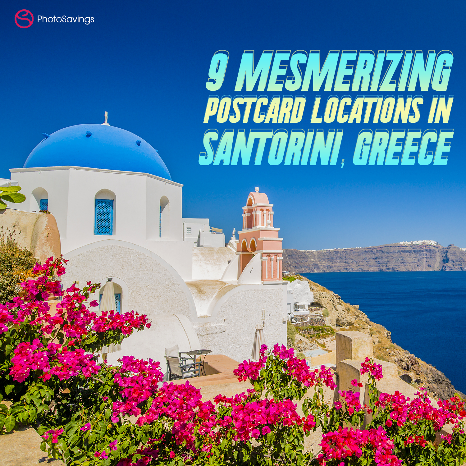 9 Mesmerizing Postcard Locations in Santorini, Greece