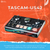 Tascam Reengineers and Redefines Broadcasting with MiNiSTUDIO Creator US-42B