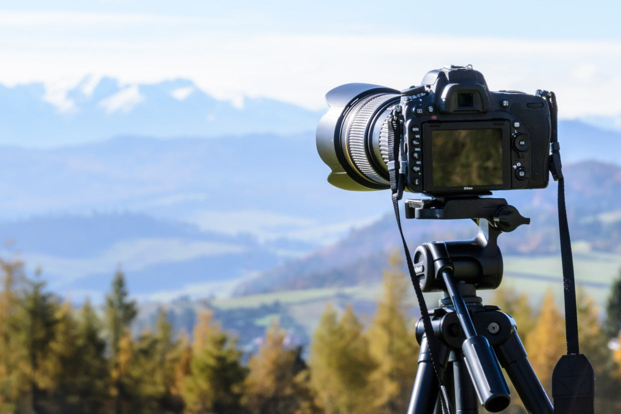 How to Select the Best Tripod for Your Photography Project