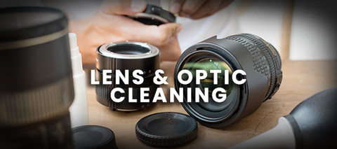 Lens & Optics Cleaning