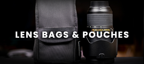 Lens Bags and Pouches