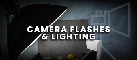 Flashes & On Camera Lighting