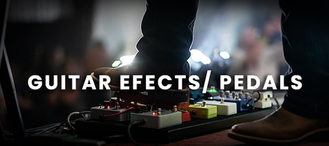 Guitar Effects/Pedals