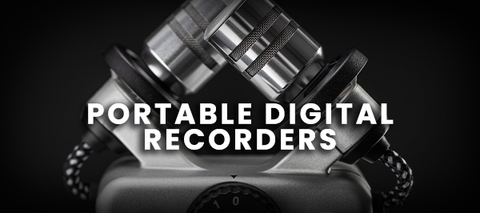 Portable Digital Recorders