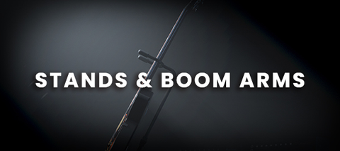 Stands & Boom Arms