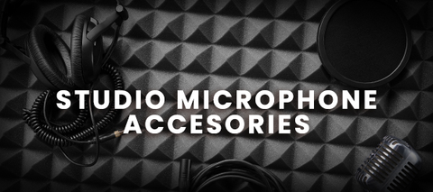 Studio Microphone Accessories