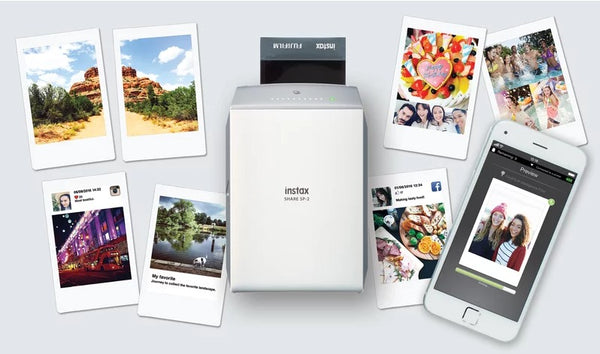 mini portable smartphone pocket printer