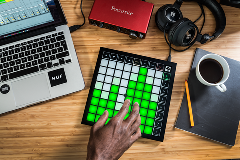 novation launchpad x controller