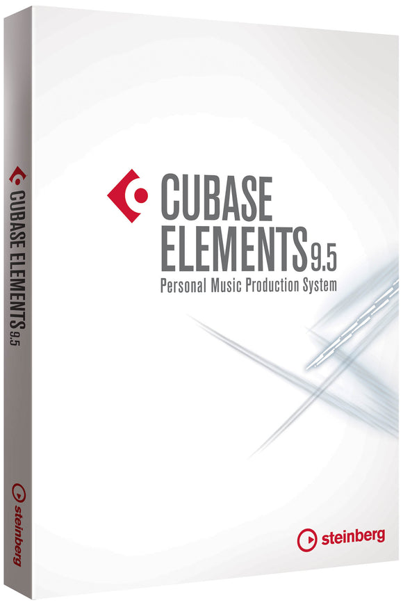 DAC Cubase Elements 9.5 EE
