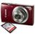 Canon PowerShot ELPH 180 Digital Camera (Red) + 32GB SDHC Memory Card + Flexi...