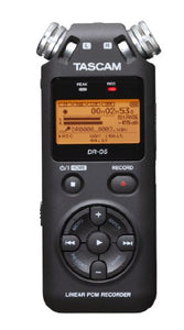 TASCAM DR-05 Portable Digital Recorder (Version 2) - Thephotosavings