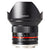 Rokinon 12mm F2.0 NCS CS Ultra Wide Angle Lens - FujiX Mount Digital Cameras(Black)(RK12M-FX)-Fixed