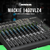 Mackie 1402VLZ4 - 14-Channel Compact Mixer with Onyx Preamps and Premium Bundle