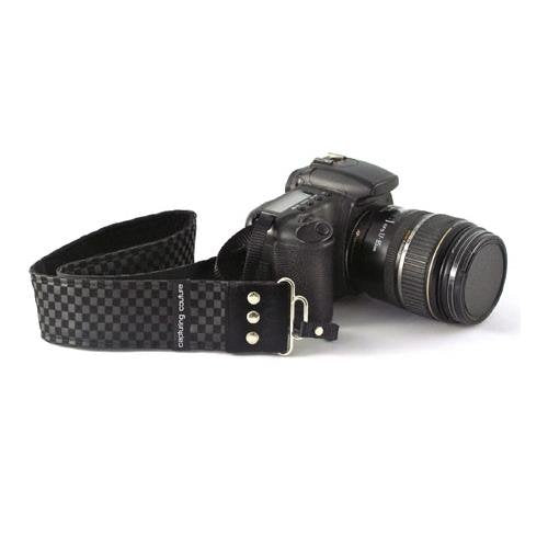 Capturing Couture Camera Straps: Male Collection, The Reaper 2 DSLR/SLR Fashion Camera Strap, 37 Extendend Legnth