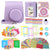Fujifilm Instax Mini 11 (Lilac Purple) 168 Piece Accessory Bundle Includes Camera Case with Strap, Selfie Lens, Photo Album, Decorative Stickers, Colorful Frames and a Whole Lot More