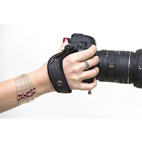 Black Spider Camera Holster SpiderPro Hand Strap