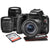 Canon EOS Rebel SL3 DSLR Black Digital Camera with EF 75-300mm f/4-5.6 III Lens + 64GB