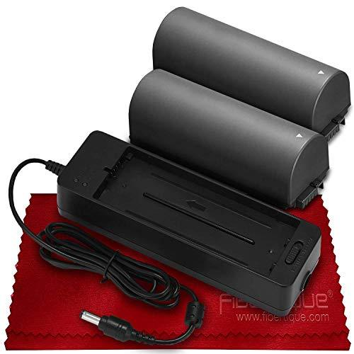 NB-CP2L Battery and Charger Kit for Canon NB-CP2LH CP1200 CP910 NB-CP1L and Canon Compact Photo Printers SELPHY CP800 CP1300 CP900 CG-CP200