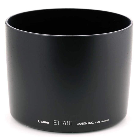 Canon ET-78II Lens Hood for EF 135mm f/2L USM & EF 180mm f/3.5L Macro USM Lenses