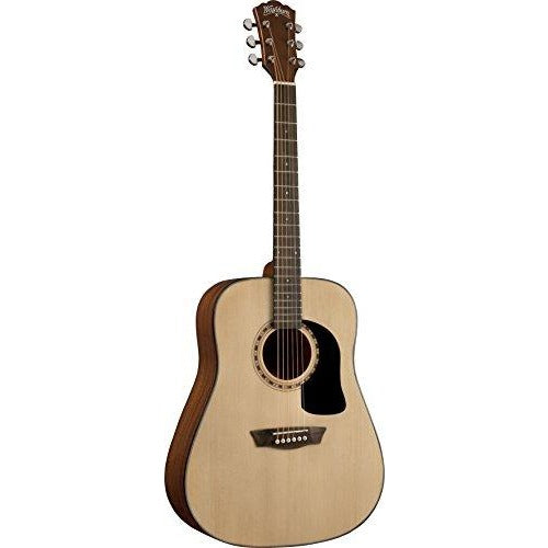 Washburn AD5K-A Apprentice Series Dreadnought Acoustic Guitar - Thephotosavings