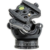 Acratech GV2 Ball Head / Gimbal Head with Lever Clamp, Supports 25 lb - Thephotosavings