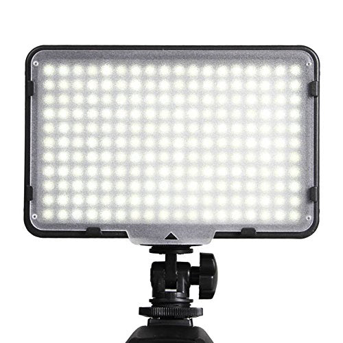 Phottix VLED Video LED Light 198A - Thephotosavings