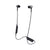 Audio-Technica Sound Reality Wireless In-Ear Headphones, Black ATH-CKR55BTBK