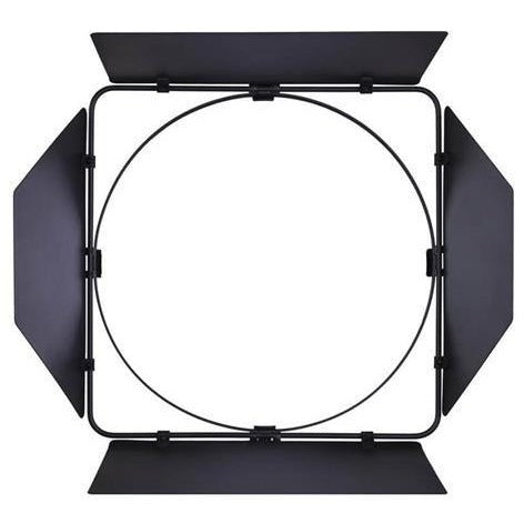 Rotolight Aluminum Barn Doors with Mounting Knobs for AEOS LED Light - Thephotosavings