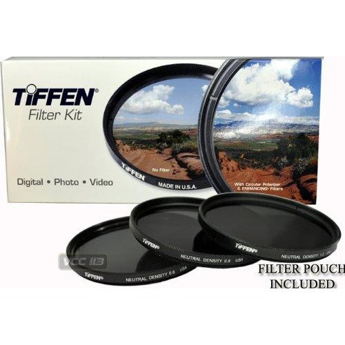 Tiffen 72mm Digital Neutral Density Filter Kit - Thephotosavings