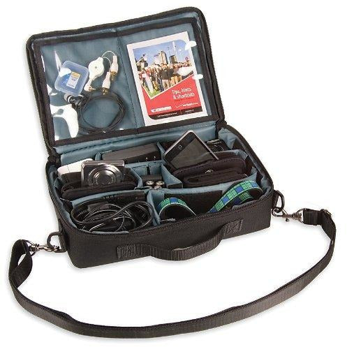 OP/TECH USA Accessory Pack - Camera and Lens Storage Case with Removable Padded Dividers, 11-Inch - Thephotosavings