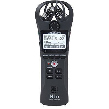 Zoom H1n Handy Recorder (2018 Model) - Thephotosavings