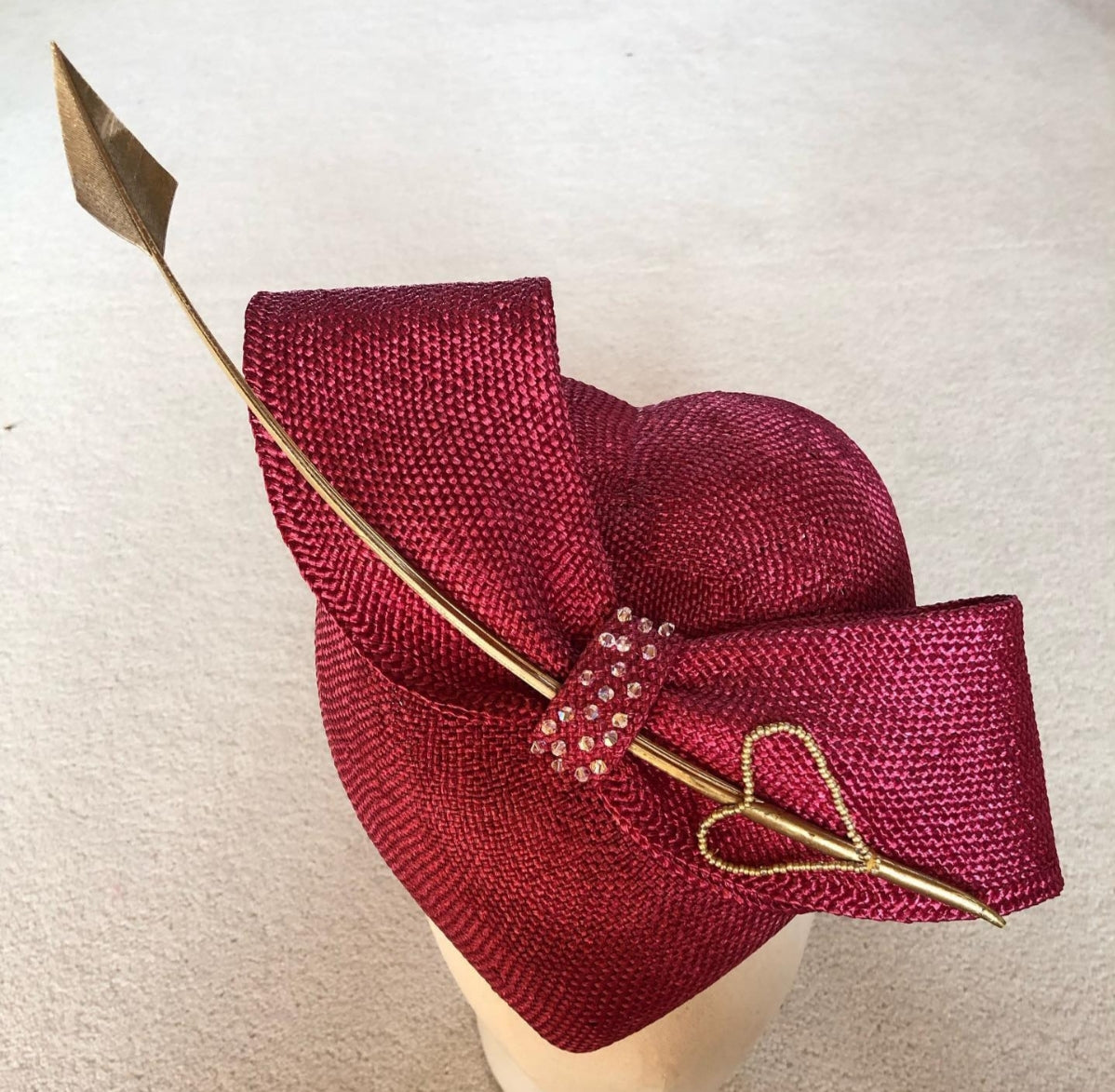 HHB150 Fascinator Block