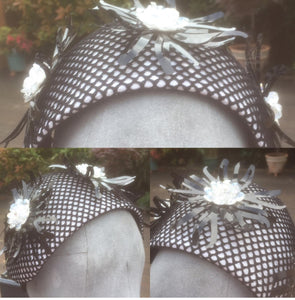 HHB271 Fascinator Band Block 4""