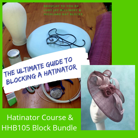 BUN02 Hatinator Block c/w Course Bundle