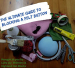 Load image into Gallery viewer, COU4 The Ultimate Guide to Blocking a Felt Button