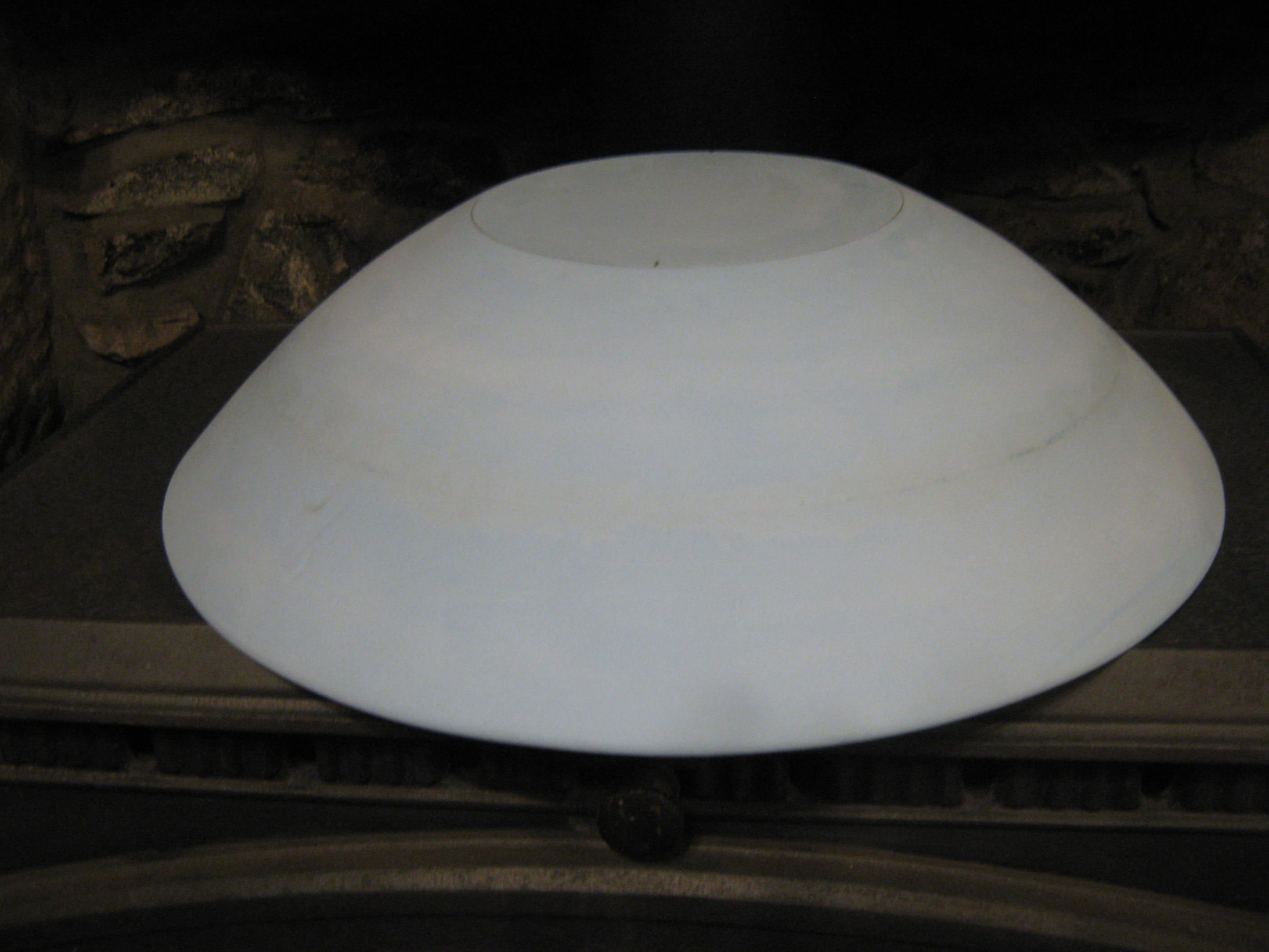 "HHB108 Downturned Brim Block variant sizes 17"", 19"" & 23"""