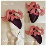 HHB196 Fascinator Block
