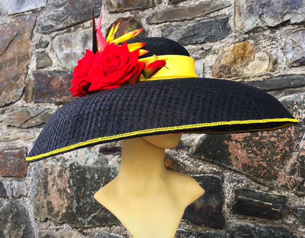 "HHB320 Hatinator Hat Block  approx 18""  or 20"" dia available 1 piece or 2 piece"