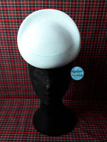 "Load image into Gallery viewer, HHB394 Sculptured Hatinator Button approx 7"" dia"