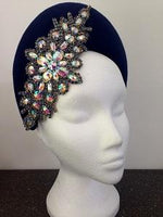 Load image into Gallery viewer, Halo Crown created by Luby Jay Millinery