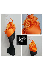 Load image into Gallery viewer, HHB196 Fascinator Block