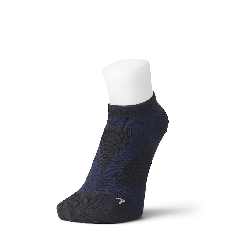 Round Toe Spider Arch Compression Short Socks