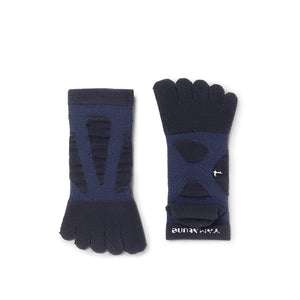 5 Toe Spider Arch Compression Short Socks