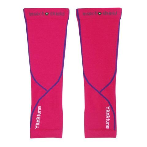 Yamatune Complete Protection Arm Sleeves With Compression Support & Insect Shield®