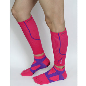 Complete Protection Calf Sleeves With Compression Support & Insect Shield®