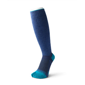 2 Toe Ski Performance Dual Arch Support Long Socks